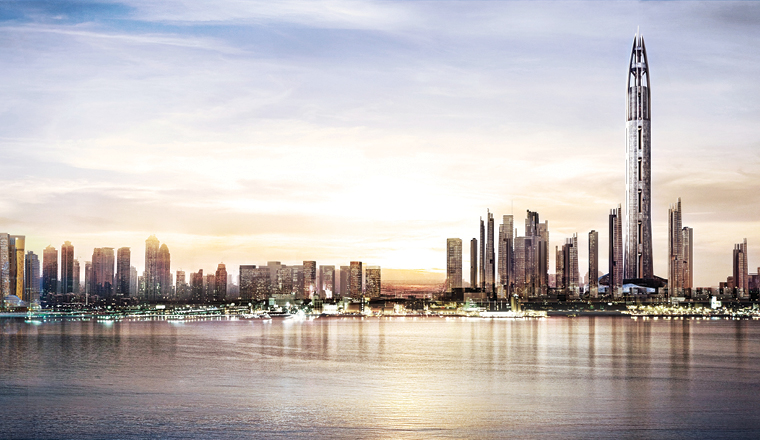 Dubai real estate: trouble in paradise