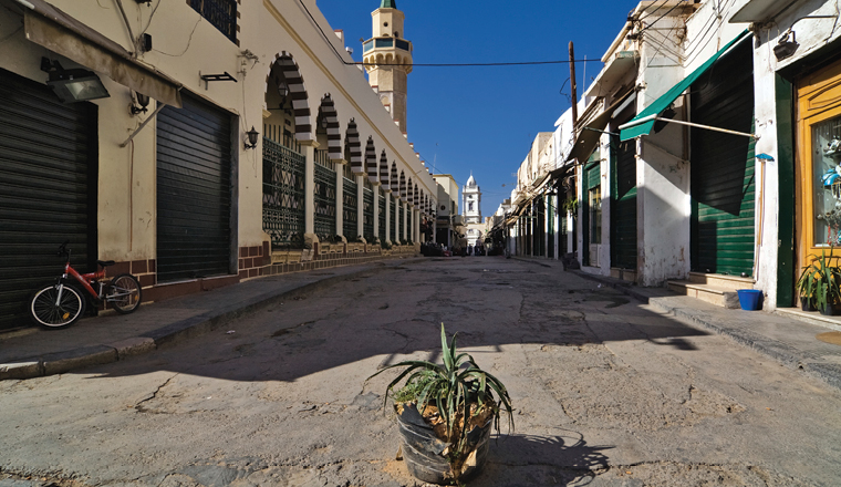 Is Libya really open for business?