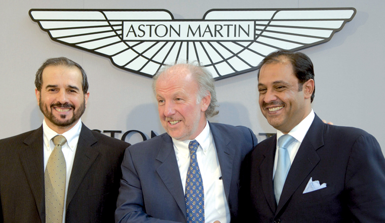 Aston Martin shifts Islamic finance up a gear