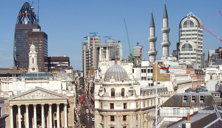 Could London be the global centre for Islamic finance?