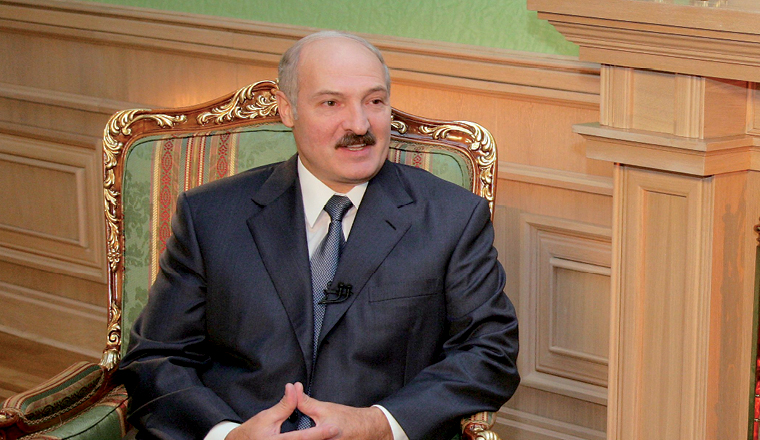Belarus' hard man turns to IMF for help