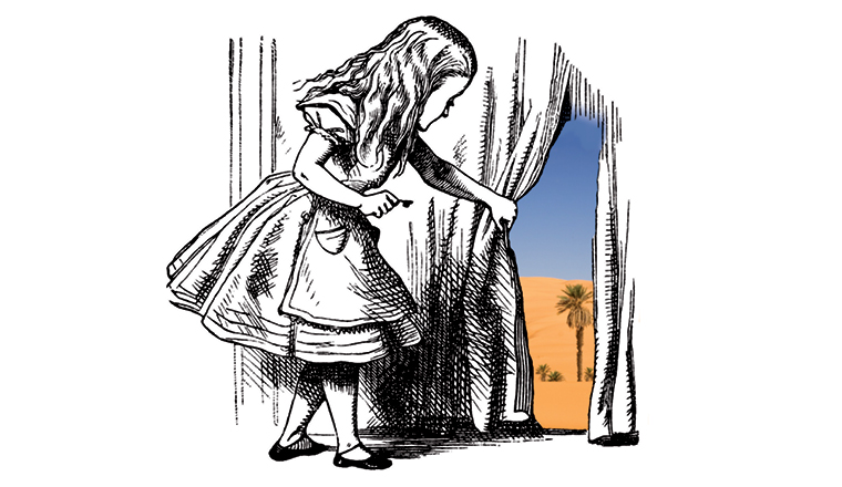 Libya through the looking glass