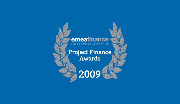 Project Finance Awards: Central and Eastern Europe