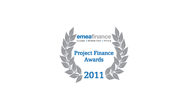 Project finance awards 2011