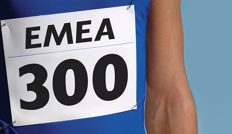 The EMEA 300: What it takes to be a winner
