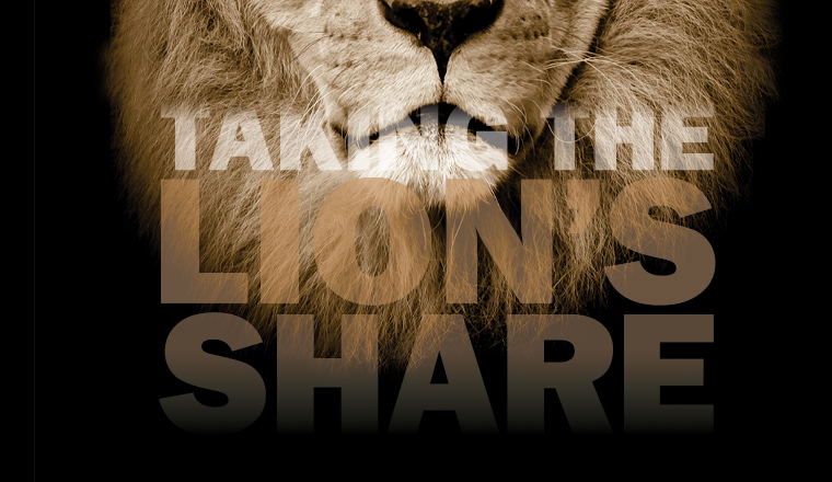 Investment banking review: Taking the lion's share