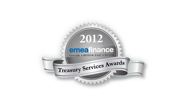 Treasury Services Awards 2012: The winners