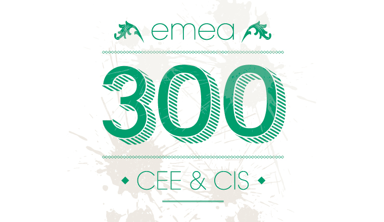 EMEA 300: Central & Eastern Europe and CIS