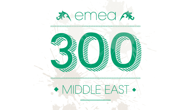 EMEA 300: The Middle East