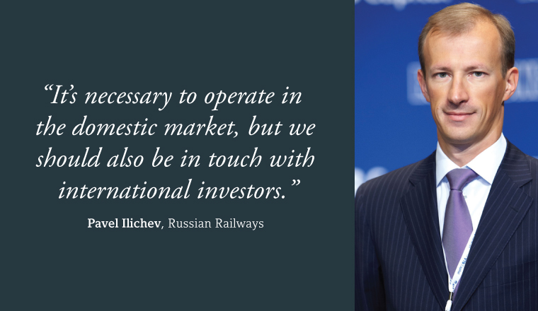 In profile: Russian Railways' Pavel Ilichev