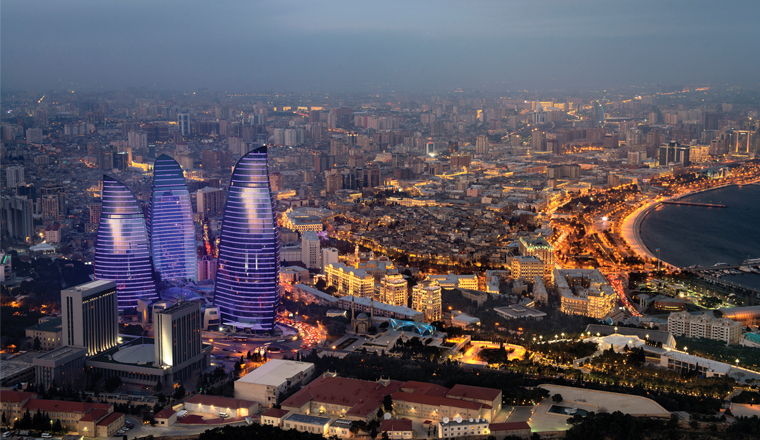 Azerbaijan: Firing on all cylinders
