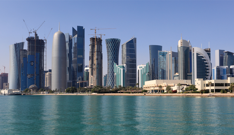 Qatar: Work in progress