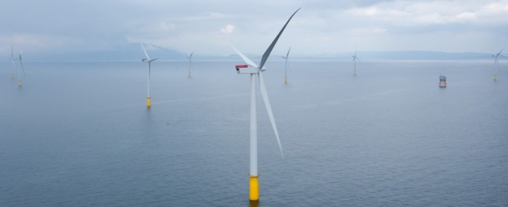 UK stamps its lead in offshore wind